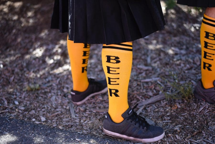 chaussettes sneakers